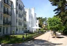 Suiten-Hotel Seebad Ahlbeck