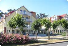Familien- & Gesundheitshotel Ostseebad Baabe