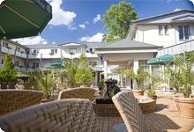 Hotel in Bansin / Insel Usedom