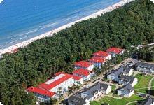 Hotel mit Sole-Therme Ostseebad Binz