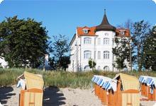 Strandhotel an der Promenade Ostseebad Binz