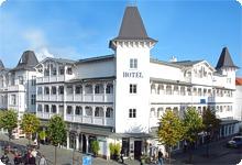 Hotel und SPA Ostseebad Binz