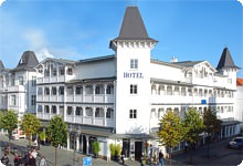 Hotel Ostseebad Binz