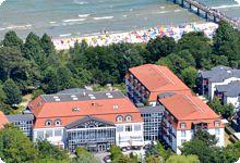 Urlaubs- & Wellnesshotel Ostseebad Boltenhagen