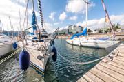 Ostsee-Urlaub in Damp - Yachthafen