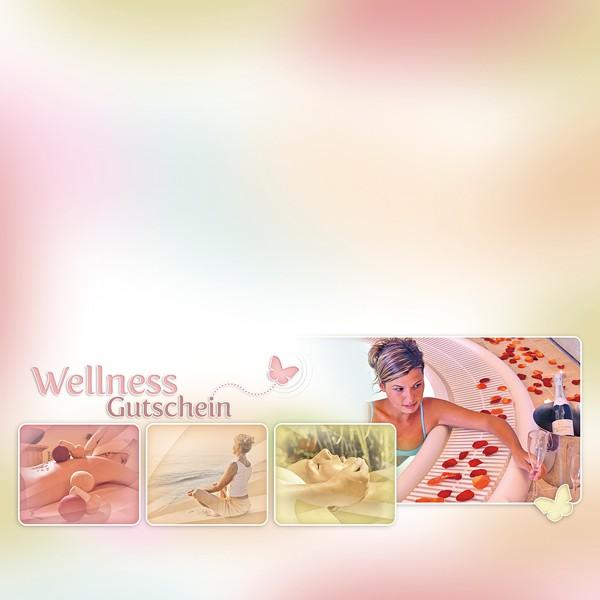Wellness wochenende gutschein vorlage  Geschenkgutscheine für Wellness und Urlaub an der Ostsee