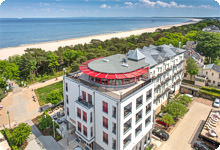 Strand- und Wellnesshotel Seebad Heringsdorf