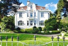 Hotel in klassizistischer Villa Seebad Heringsdorf