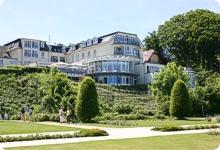 Wellness- & Ostseehotel Seebad Heringsdorf
