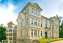 Villa & Residenz mit Wellnessangebot Seebad Heringsdorf