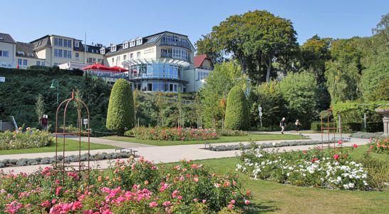 Strand- und Wellnesshotel Ostseeblick Heringsdorf/Ostsee