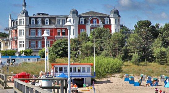 Wellnesshotel Preussenhof Zinnowitz Usedom/Ostsee
