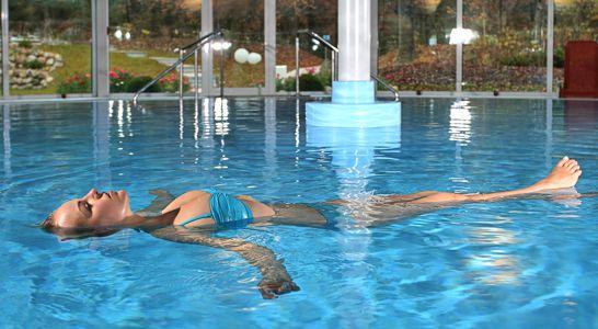 Hotel mit Schwimmbad und Therme in Binz auf Rügen
