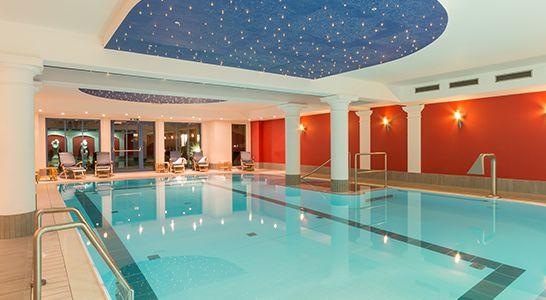 Hotel mit Schwimmbad in Lauterbach auf Rügen