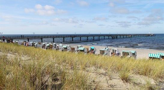 Ostsee Kurzurlaub in Graal Müritz