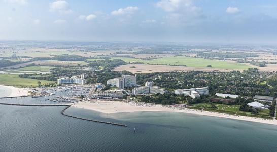 Das Ostsee resort damp