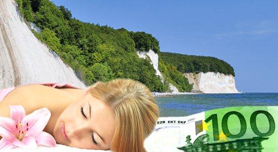 Wieviel kostet ein Ostsee-Wellness-Wochenende?