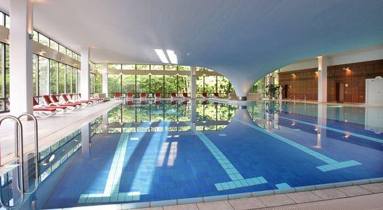 Hotel mit Schwimmhalle in Sellin auf Rügen