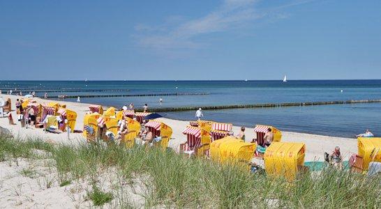 Sommerurlaub Ostsee - Tipps und Buchung