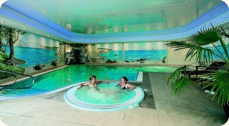 Wellnesshotel Göhren Schwimmbad