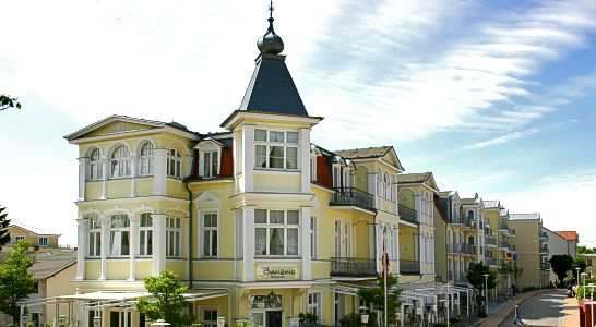 Wellnesshotel Kaiser Spa Hotel zur Post Bansin