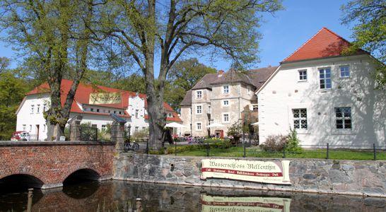 Wellnesshotel Wasserschloss Mellenthin Usedom