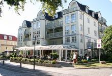 Aparthotel mit Wellnessbereich Ostseebad Kühlungsborn