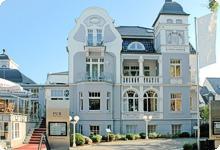 Urlaubs- & Wellnesshotel Ostseebad Kühlungsborn