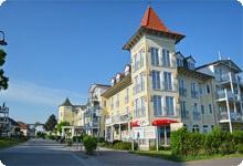 Ostseehotel mit Wellnessangebot Ostseebad Kühlungsborn