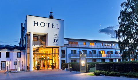 Zingst  Jahreszeiten Hotel