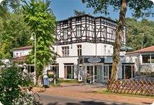 Urlaubs- und Wellnesshotel in Waldlage Ostseebad Prerow