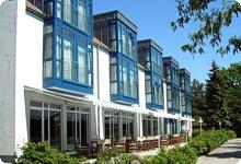 Urlaubs- und Wellnesshotel Seebad Juliusruh
