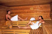 Sauna Precise Hotel R�gen