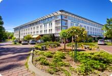 Urlaubshotel mit Wellnessangebot Bergen