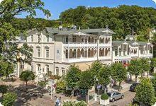 Superior Wellnesshotel Ostseebad Sellin