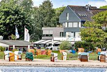 Hotel am Yachthafen Ostseebad Strande
