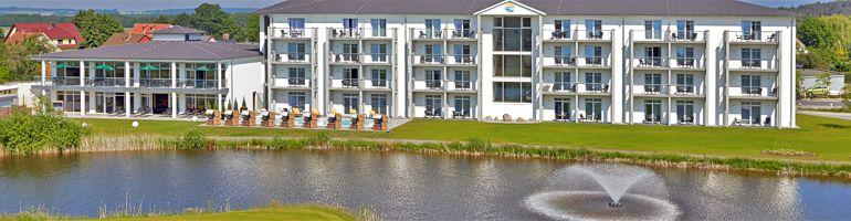 Golf- & Wellnesshotel Usedom: Angebote und Infos