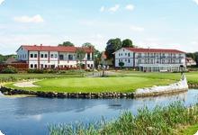 Golf- & Wellnesshotel Kaschow nahe Stralsund