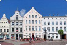 Stadthotel mit Wellnessangebot Hansestadt Wismar