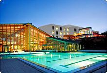 Wonnemar Resort Wismar Hansestadt Wismar