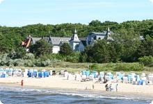 Superior Urlaubs- und Wellnesshotel an der Strandpromenade Ostseebad Zinnowitz